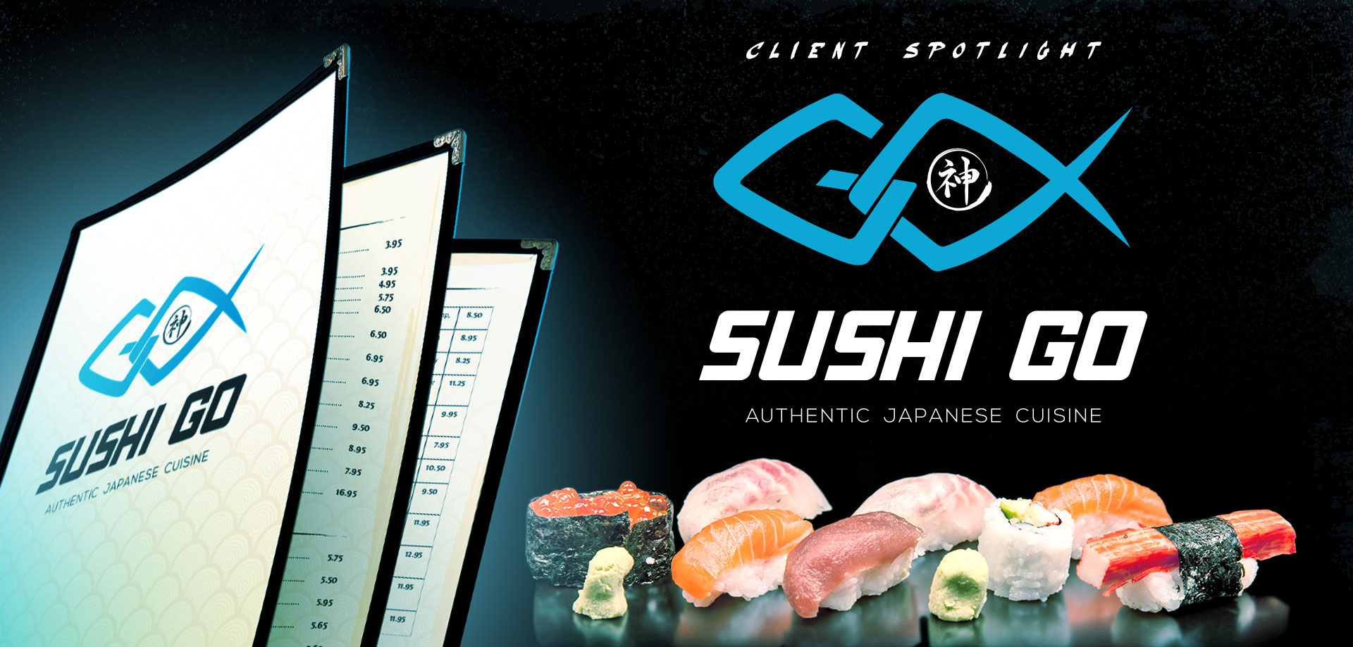 Sushi Go: Building a Brand in Greenville
